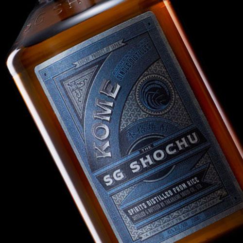 The SG Shochu KOME